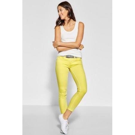 Jeans de couleur slim York
